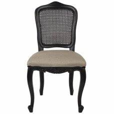 Louis XV Chair Rattan FRAME Home Decor and Design in