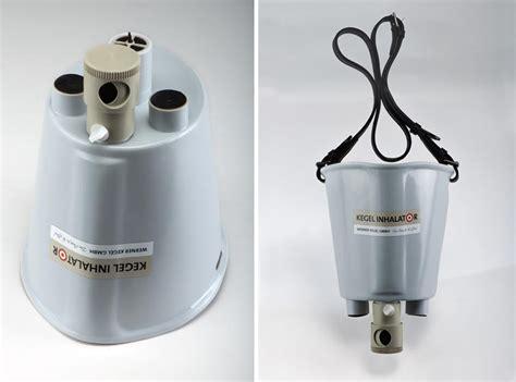 die bestandteile des kegel inhalators aufbau und funktion