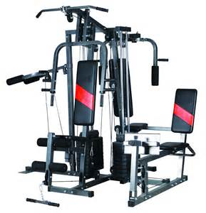 Home Gym Fitness Equipment