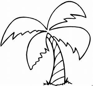 Palme Schwarz Weiß : palme 2 ausmalbild malvorlage comics ~ Eleganceandgraceweddings.com Haus und Dekorationen