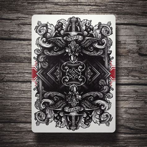 Kickstarter Empire Playing Cards By Lee Mckenzie