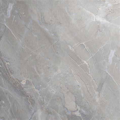 shop style selections tousette gray ceramic floor tile