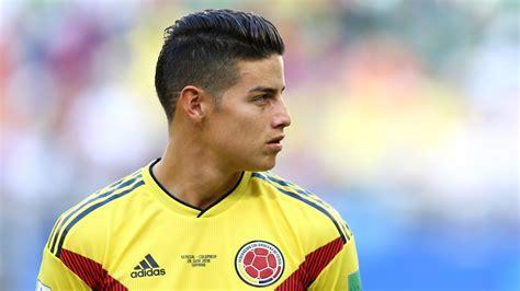Jugador del @everton y selección colombia @fcfseleccioncol bienvenidos⚽. Fitness of James Rodriguez will decide England against Colombia | Sport News | Racing Post