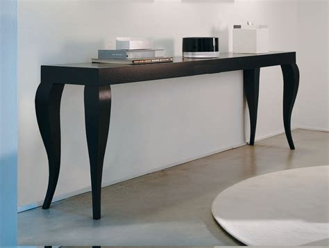 console table with bench contemporary console tables modern cabriole consoles
