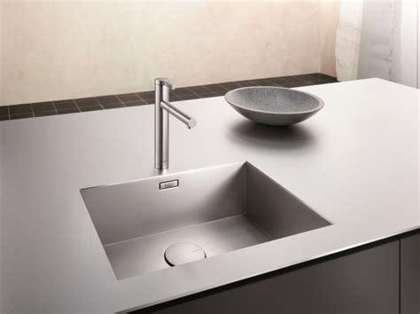 Küchenarbeitsplatte Neu Beschichten by Edelstahl Neu Definiert Blanco