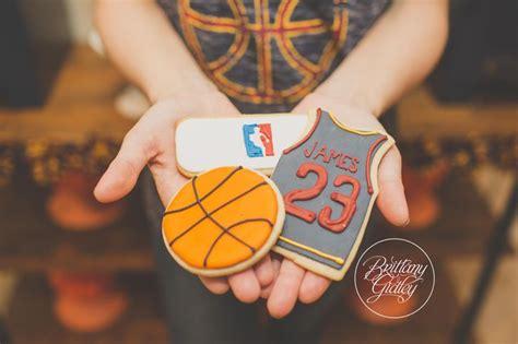 basketball cookies nba kelsey elizabeth cakes