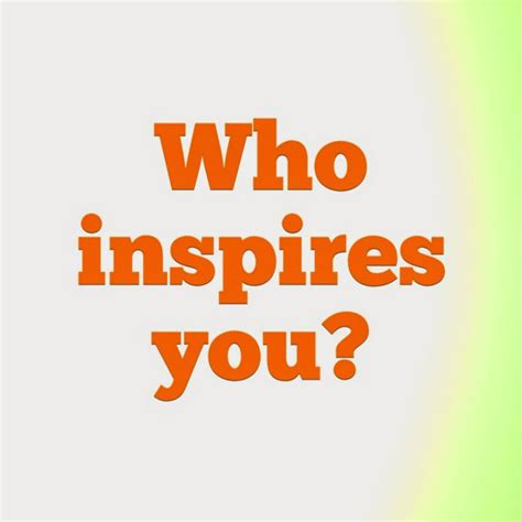 Foodtrainers: Who Inspires You
