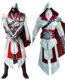 Assassin's Creed Altair Ibn-La'Ahad Cosplay Costume - Full ...