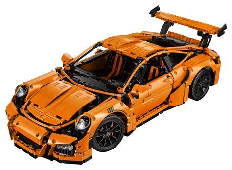 technic porsche unveils the stunning 42056 technic porsche 911 gt3 rs