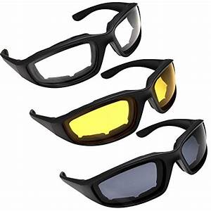 Clear Motorcycle Riding Goggles: Heavy-Duty Riding Glasses ...