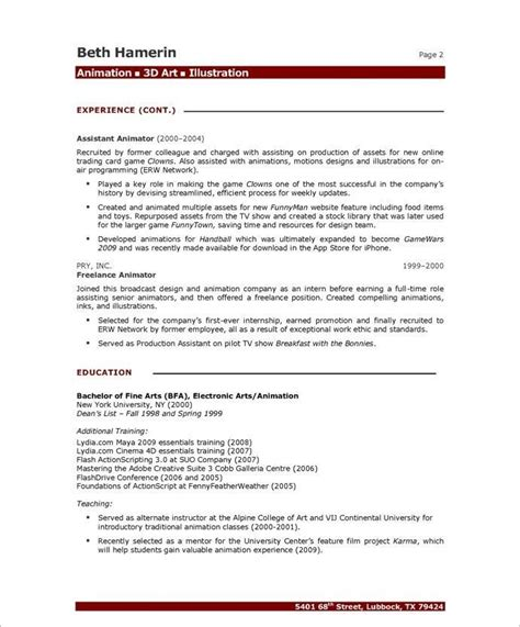 20617 entertainment resume template 17 best entertainment resumes images on free