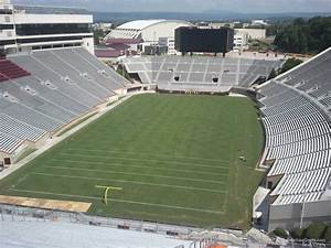 Lane Stadium Interactive Seating Chart Lane Stadium Section 503 Rateyourseats Com