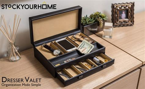 Stock Your Home Luxury Men's Dresser Valet Organizer For Watches, Jewelry Ruby Jewellery By Arnav Sundance Catalog Jewelry Reviews Ruby's West Palm Beach Unusual Peridot Earrings Jewellers Defence Lahore East Lansing Michigan Green