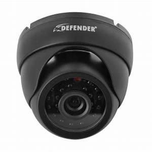 Defender Ultra Wired 600 TVL High Resolution Indoor ...