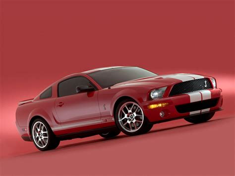 Ford Mustang Shelby Cobra Gt500 Wallpapers By Cars