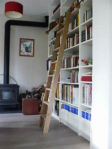 Bibliothèque Ikea Blanche : une chelle de biblioth que billy chelle de biblioth que biblioth que billy et chelles ~ Preciouscoupons.com Idées de Décoration