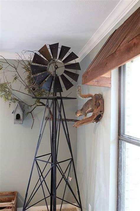 windmill wall art   easygoing feel   home