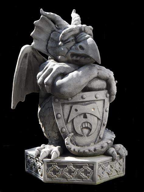 gargoyle  harry potter lexicon