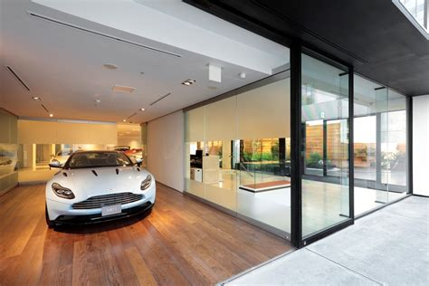 World's Largest Aston Martin Dealership Opens In Tokyo