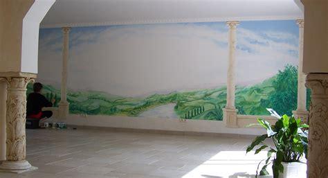 v 232 ne artiste peintre fresques peinture murales trompe l oeil peintre en seine et marne