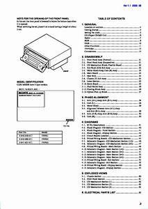Sony Cdx M600 Cdx M600r Cdx M650 Ver 1 3