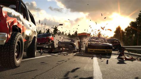 wallpaper wreckfest  car game   screenshot