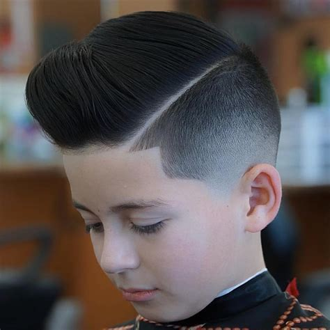 TOP 30 COOL HAIRCUTS FOR BOYS KIDS HAIRSTYLES TREND 2020