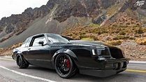 Hellcat-Swapped Buick Grand National Rendering Previews A ...