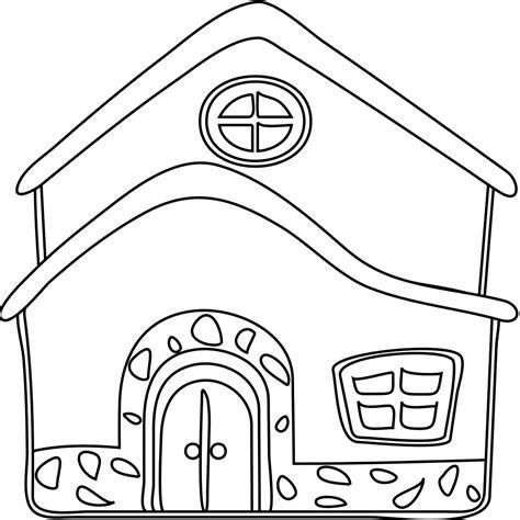 casa di topolino disegno da colorare sta disegno di la casa da colorare