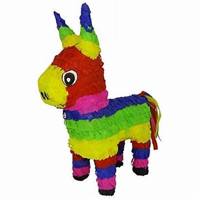 Pinata Mexican Donkey Mexico Star Candy Pinata
