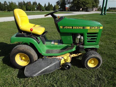 Deere Stx38 Yellow Deck Drive Belt by Deere Stx38 Gear Drive Belt Yellow Deck Stx38 Yellow