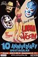 Welcome to Lucha VaVOOM | Poster, Luchador, Mexican wrestler