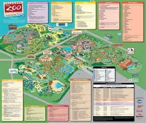 Columbus Ohio Zoo Map