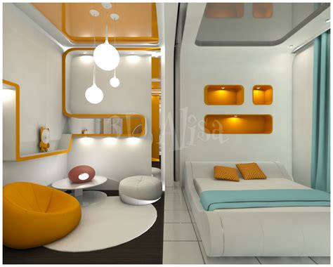 bedroom design  futuristic bedroom design