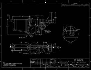 Schematic For 80  Ar15 Lower Receiver  U2013 Jnv Burns Enterprises
