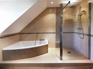 peggy clavreuil architecte d39interieur en maine et loire With salle de bain d architecte