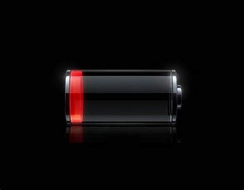 iphone displays the low battery image and is unresponsive low battery iphone www imgkid the image kid has it