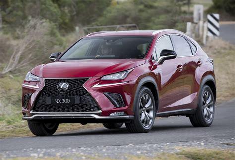 Lexus Nx F Sport Reviews by 2018 Lexus Nx 300 F Sport Review Car Review Central