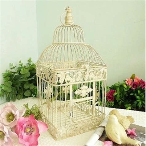 bird cage white decorative online buy wholesale decorative bird cages for weddings from china decorative bird cages for