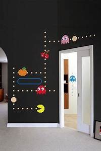 awesome design ideas game room wall art etsy choose your With awesome video game wall decals