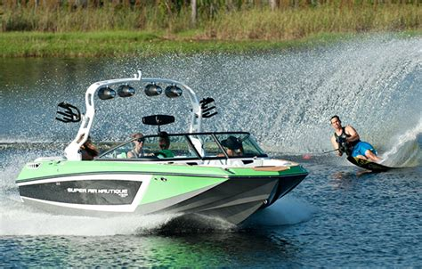 Nautique Boats Australia by Nautique Gs20 Australian Debut Boatadvice