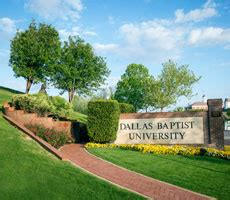 dbu campus dallas baptist university