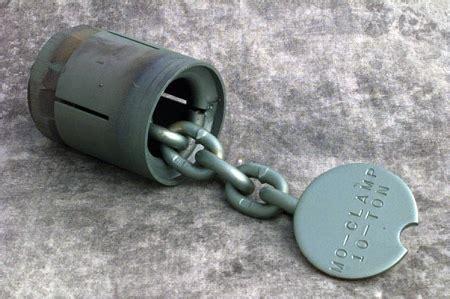 M3071 Mo Ty? Chain Anchor Pot