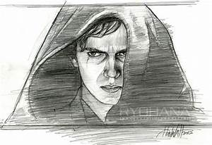 Anakin sketch by RyohanaML on DeviantArt