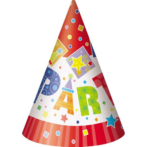 birthday hat party style party hats from all you need to party uk