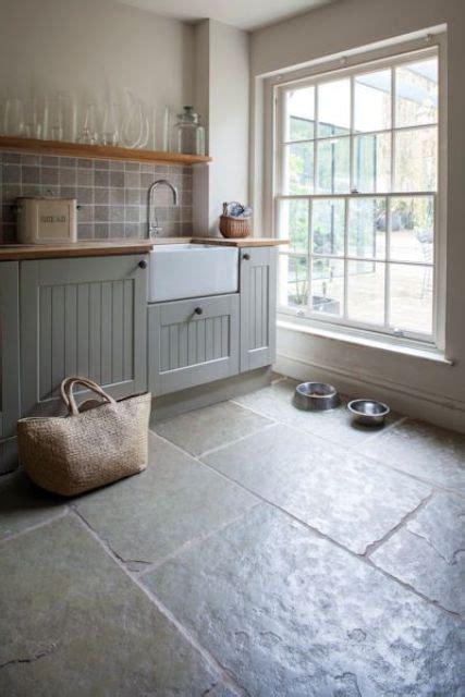 floor ls rustic decor 30 practical and cool looking kitchen flooring ideas