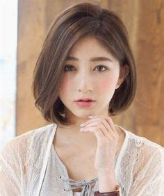 korean short hairstyles  women