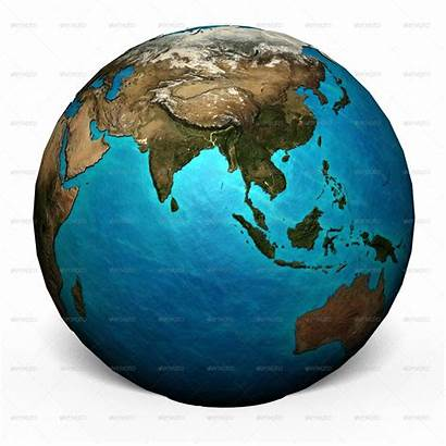 Earth Globe Background 3d Photoshop Transparent Final