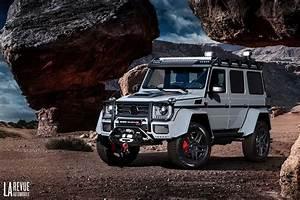 Prix 4x4 Mercedes : mercedes brabus brabus 550 adventure 4x4 pour faire face une attaque de dinausores ~ Gottalentnigeria.com Avis de Voitures