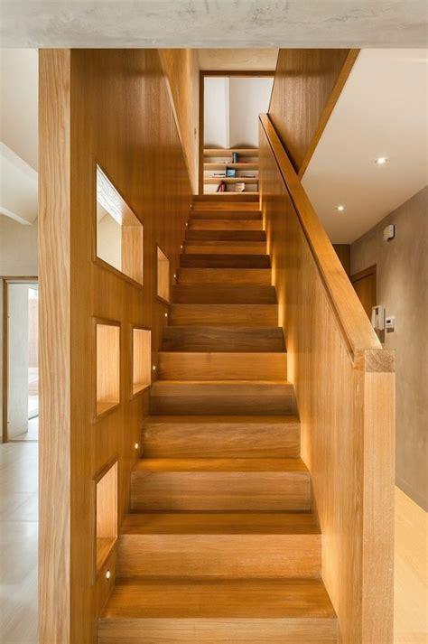 ideen zum treppenhaus gestalten raumkonturen